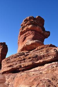 Balanced Rock Formation by Georgia Evans