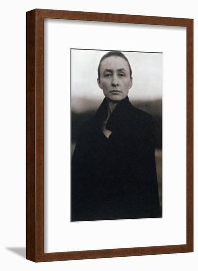 Georgia O'Keeffe 1920-Alfred Stieglitz-Framed Giclee Print