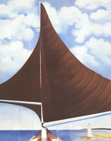Brown Sail