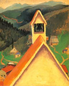 Church Bell, Ward by Georgia O'Keeffe
