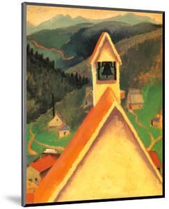 Church Bell, Ward by Georgia O'Keeffe