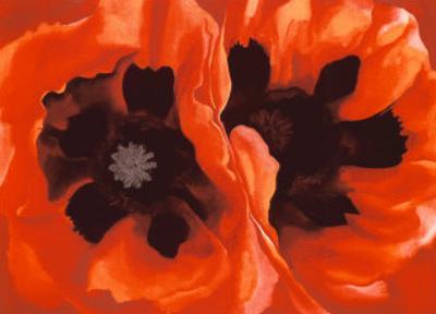 Oriental Poppies, c.1928