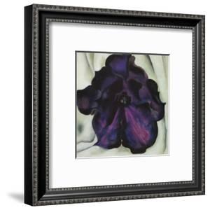 Purple Petunia by Georgia O'Keeffe