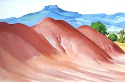 Red Hills & Pedernal
