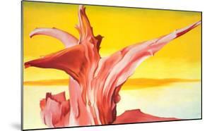 Red Tree, Yellow Sky by Georgia O'Keeffe