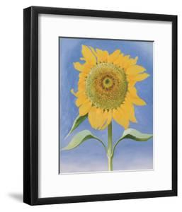 Sunflower, New Mexico, c.1935 by Georgia O'Keeffe