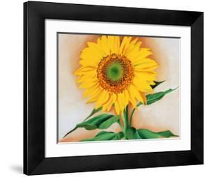 Sunflower by Georgia O'Keeffe