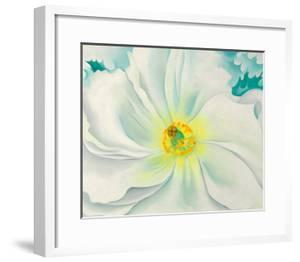 White Flower, 1929 by Georgia O'Keeffe
