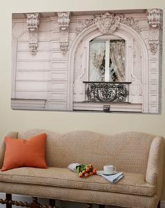 Baroque Window by Georgianna Lane