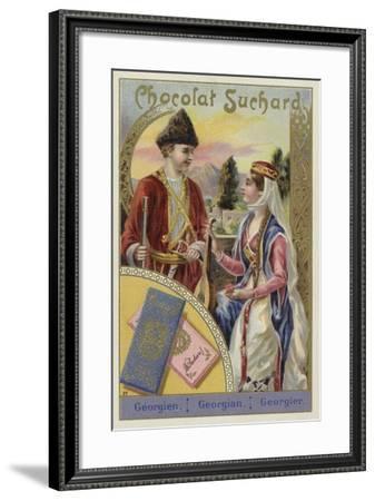 Georgians--Framed Giclee Print