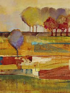 Bright Landscape I by Georgie