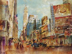 New York, NY by Georgie