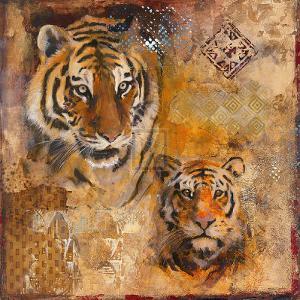 Wild Kingdom I by Georgie
