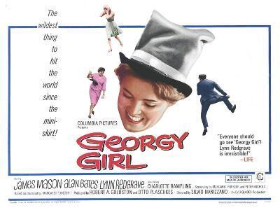 Georgy Girl, 1966--Art Print