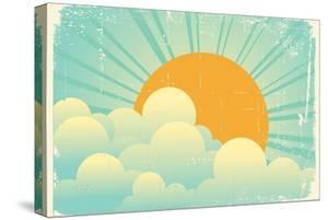 Sky With Beautifull Clouds by GeraKTV