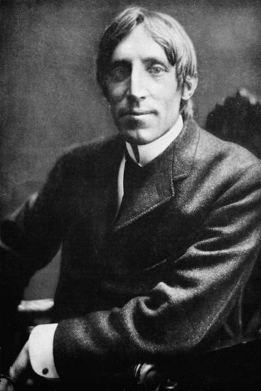 'Gerald Stanley Lee', c1911, (1912)-Unknown-Photographic Print