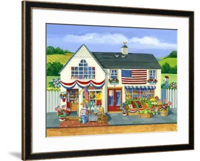4th of July Market by Geraldine Aikman