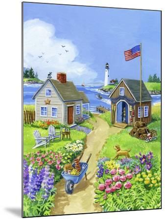 Boathouse Cove by Geraldine Aikman