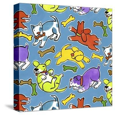 Fun Dogs Repeat by Geraldine Aikman