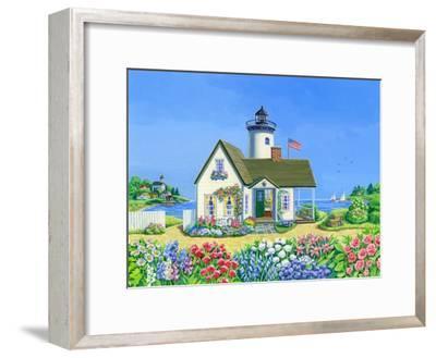Lighthouse Cottage by Geraldine Aikman