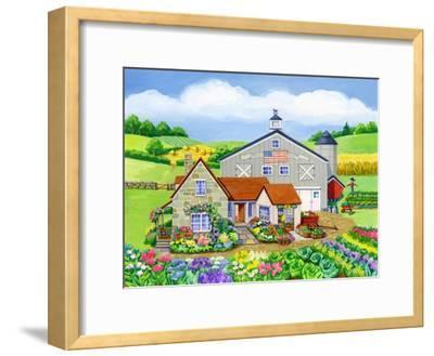 Oakley Farm by Geraldine Aikman