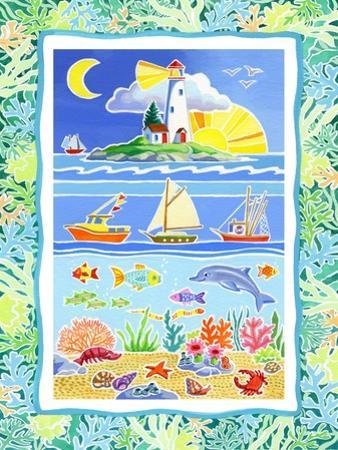 Ocean Life by Geraldine Aikman