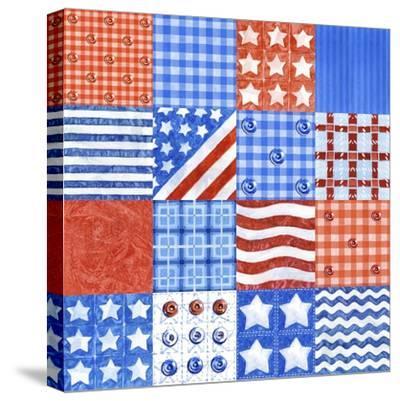 USA Quilt by Geraldine Aikman