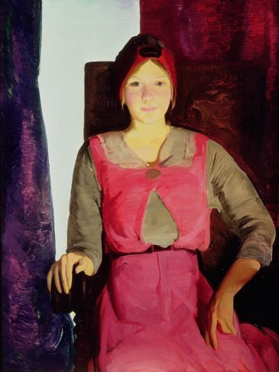 Geraldine Lee, 1914-George Wesley Bellows-Giclee Print