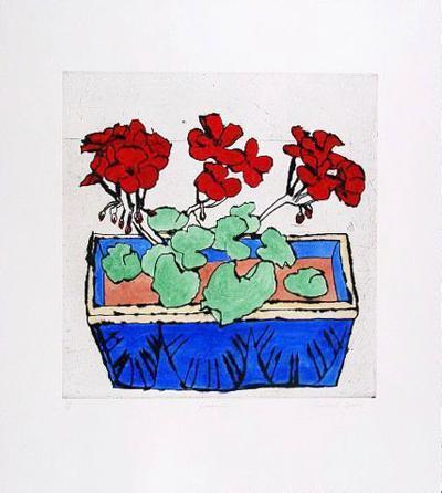 Geranium-Richard Spare-Limited Edition