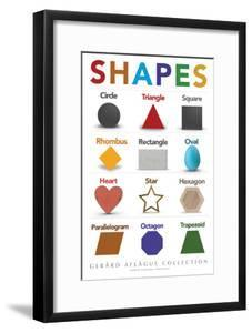 Shapes by Gerard Aflague Collection