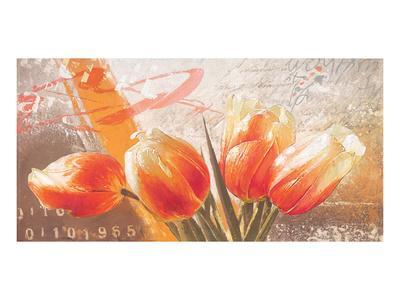 Tulip Bench