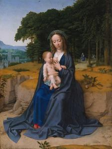 The Rest on the Flight into Egypt, c.1512–15 by Gerard David