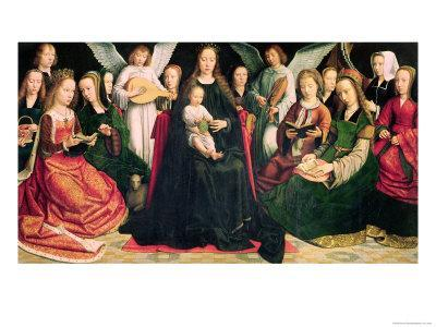 Virgin and Child with Saints, circa 1509
