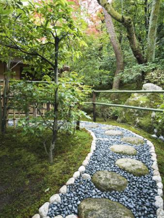 Stone Paved Walkway, Arishiyama District