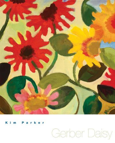 Gerber Daisy I-Kim Parker-Art Print