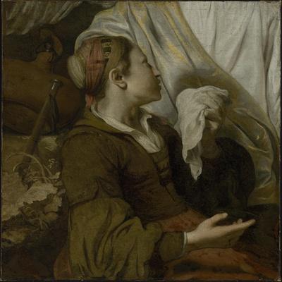 Hagar Weeping, c.1643