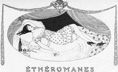 A Comatose Etheromane