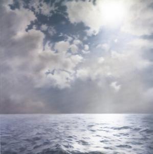 Seascape II by Gerhard Richter