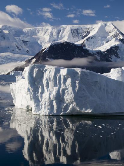 Gerlache Strait, Antarctic Peninsula, Antarctica, Polar Regions-Sergio Pitamitz-Photographic Print
