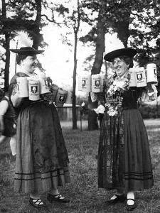 German Bar Maids