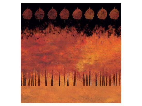 German Forest-Von Udo-Art Print