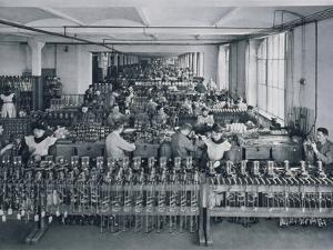 General Electricity Company, Berlin, 1908 by German photographer