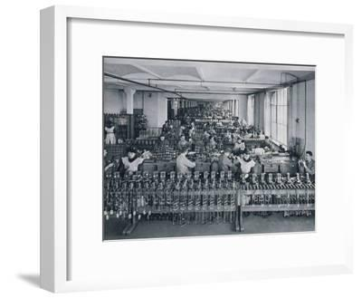 General Electricity Company, Berlin, 1908