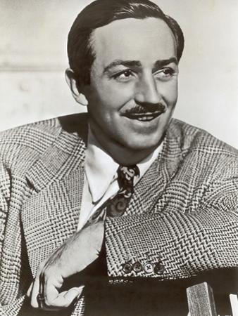 Portrait of Walt Disney, c.1940