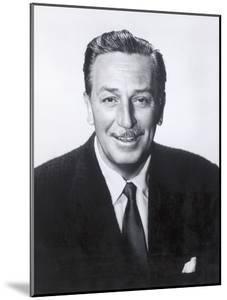 Portrait of Walt Disney, c.1950 by German photographer