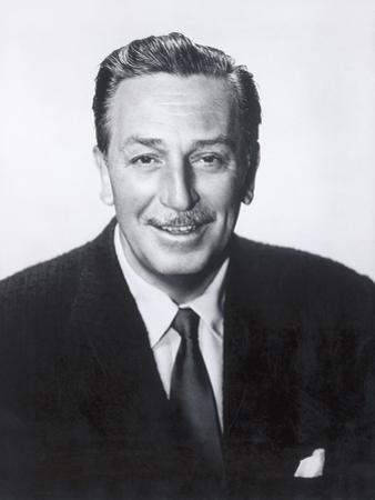 Portrait of Walt Disney, c.1950