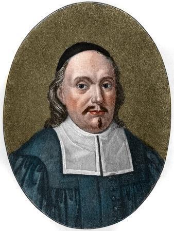 Portrait of Paul Gerhardt