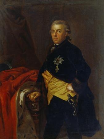 Prince Henry of Prussia by German School