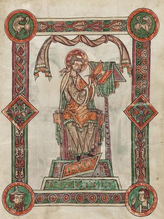 St. Gregory as Author, 1181-1200