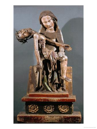 The Roettgen-Pieta, About 1300